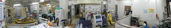 康复室<!--リハビリ室--/>パノラマ写真